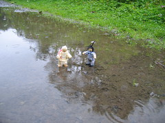 Rain in Lancashire? How much deeper are you going to go?