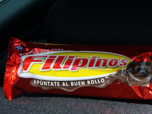 Filipinos Chocolate Bar