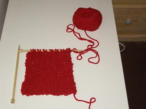 Red Scarf progress