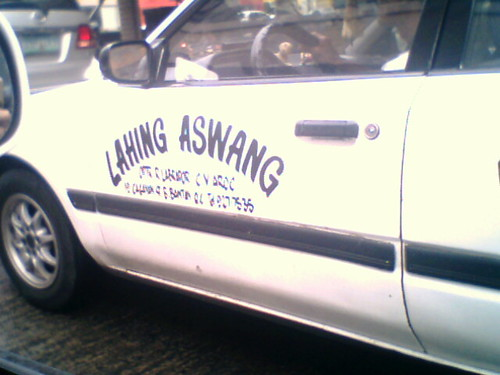 Lahing Aswang