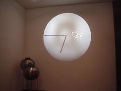 33.酒店內�計特別的時鐘