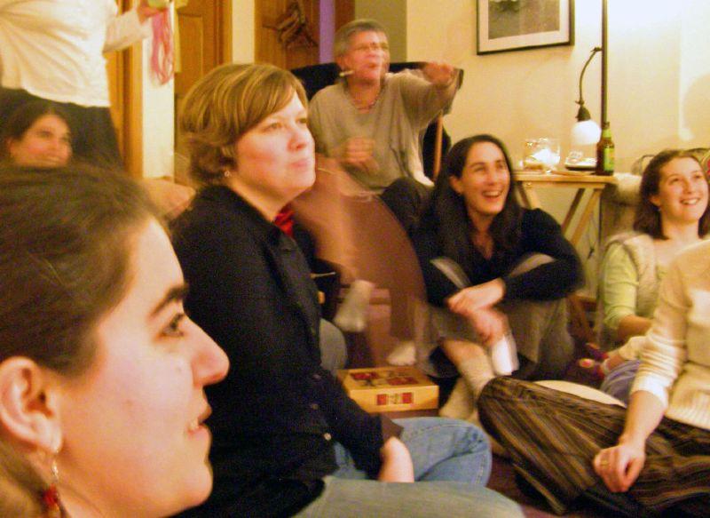 (c) Hilltown Families - Yankee Swap
