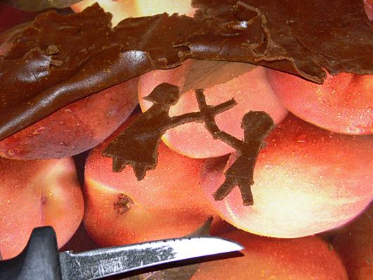 Making of Gingerbread Star Wars I Piparkūku Zvaigžņu Karu veidošana