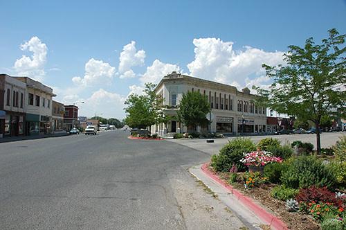 Malad Idaho - Malad Street