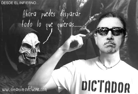 Pinochet desde el infierno
