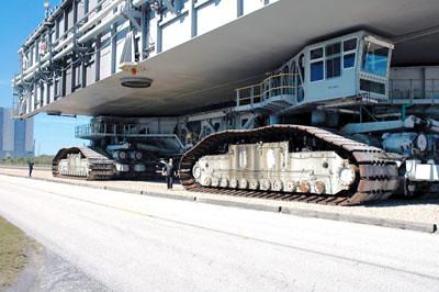 Heavy Machinery, Construction