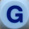Boggle Letter G