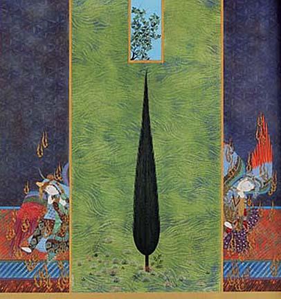Farah Ossouli - Poster Painting