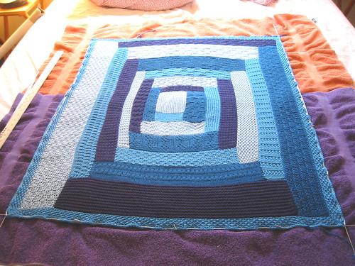 blanket blocking