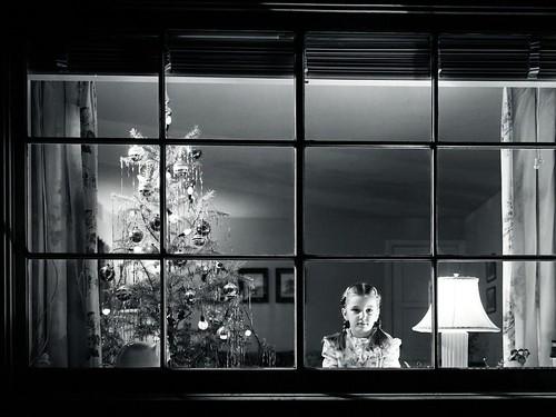 Árbol de Navidad, Ilusión