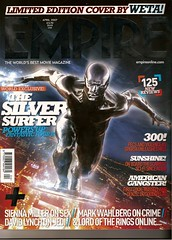Empire FF2 and Silver Surfer Mag Shots