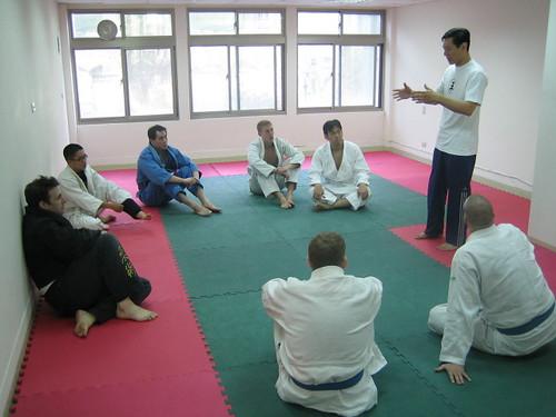 Mike Jen Teaching