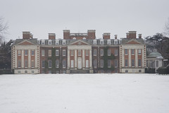 Hursley in the snow