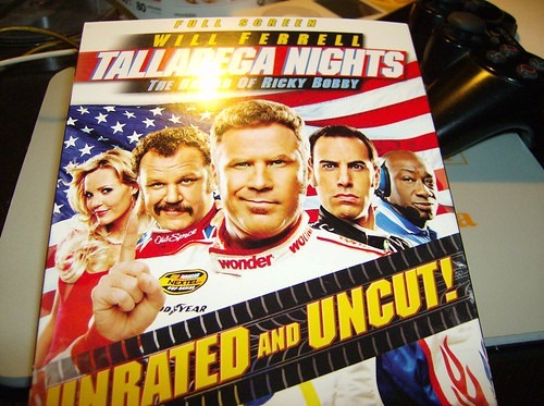 Talladega Nights DVD
