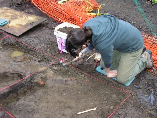Excavating Unit 12