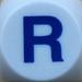 Boggle Letter R