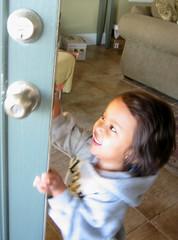 HGK and door