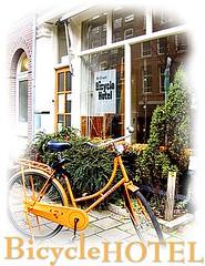 [解�] WorldWise:Wheels & More Wheels_(9) Bicycle Hotel in Amsterdam