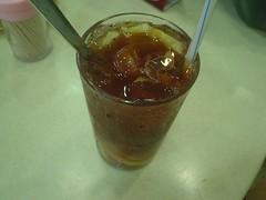 10.樂園牛丸大王:凍檸茶