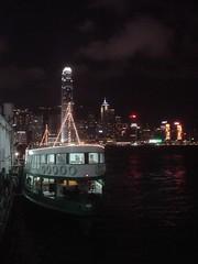 58.天星小輪與香港夜景
