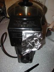 IMEX CR-100 Coffee Roaster. (high tech mod)