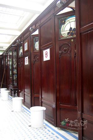 瑪德蘭教堂(Église de la Madeleine) 廁所