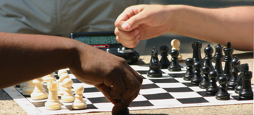 Chess Players in Dupont Circle