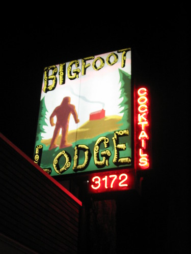 Bigfoot Lodge in Los Feliz