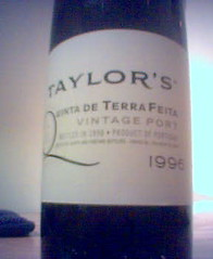 Taylor's Quinta de Terra Feita Port