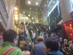 25.時代廣場擁擠的人潮