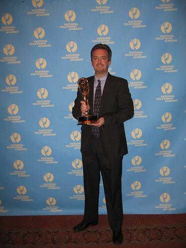 Sean Alexander w/ Emmy