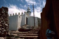 Imaam Ahmed Gurey Mosque in Harar Ethiopia
