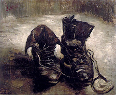 Van Gogh - A Pair of Boots
