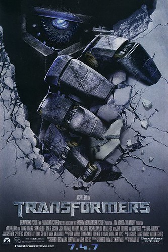 Transformers New Poster