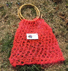 Jelly Yarn Beach Bag