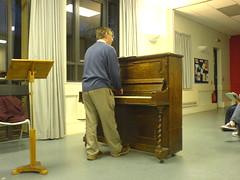 Malcolm Archer Workshop