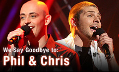 Say Goodbye to Phil and Chris (American Idol)