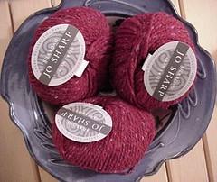 Silkroad Aran Tweed