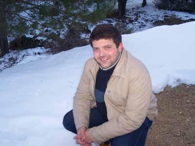 Jasp en la Nieve