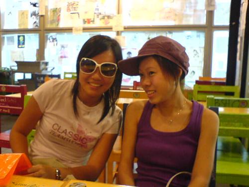 jasmine and huiqi.
