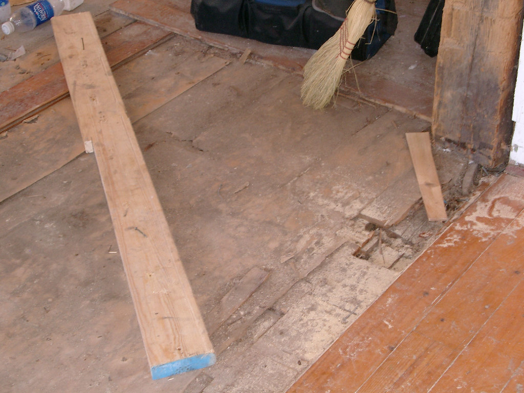 OldFlooringRemoved