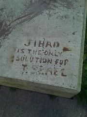 Graffiti in East London