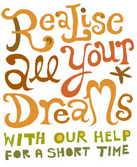realise all your dreams spam