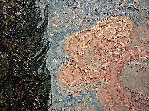 El trazo de Van Gogh
