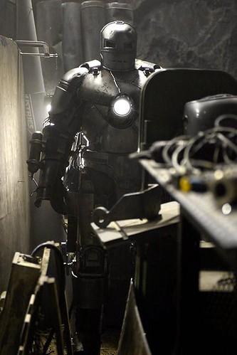 Iron Man Armor (Mark 1)