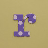 card letter r