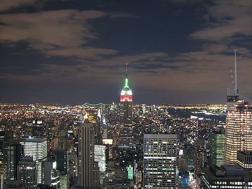 New York, de noche