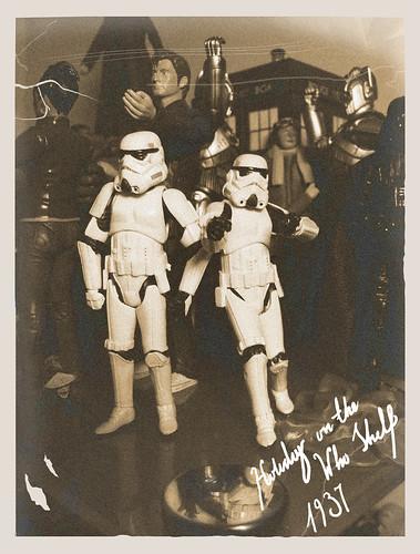 Holiday on the Who Shelf - 1937
