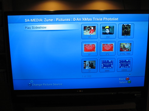Holiday Trivia on Xbox 360 from Zune