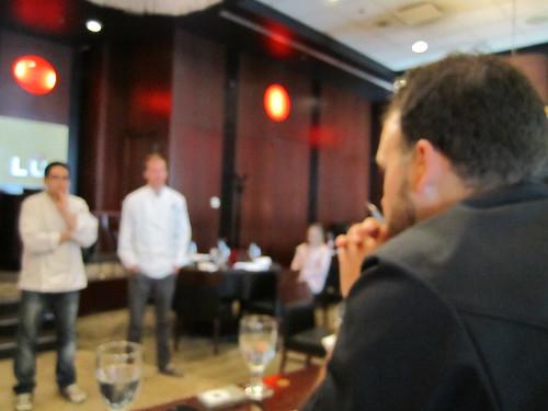 CHG Top Chef: Final Four